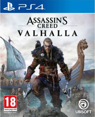 Imagen videojuego Assassin's -Creed- Valhalla.