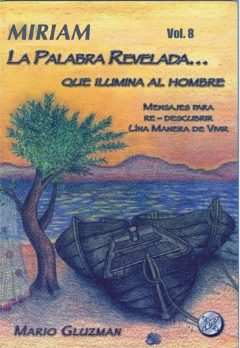 Portada del Libro Miriam - Mario Gluzman